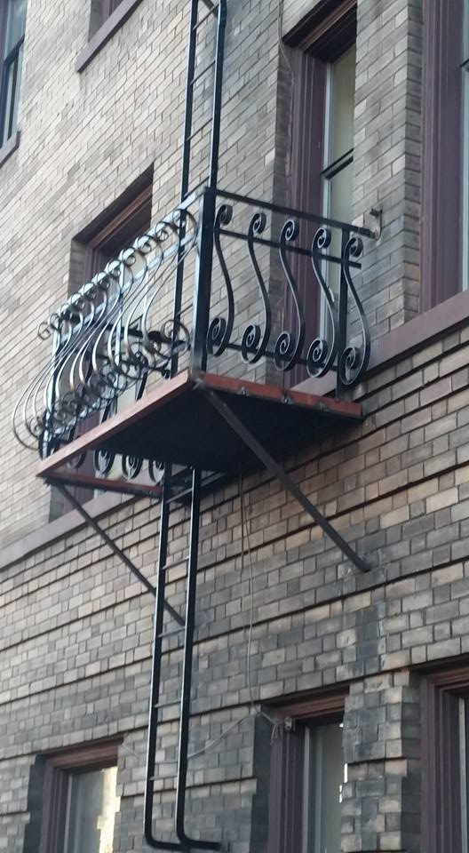 Restoring And Repainting Fire Escapes For Seattle Wa